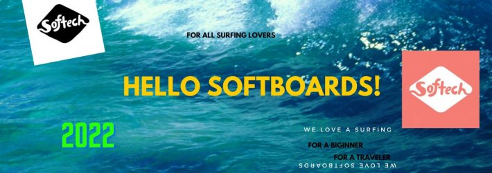 HELLO SOFTBOARDS