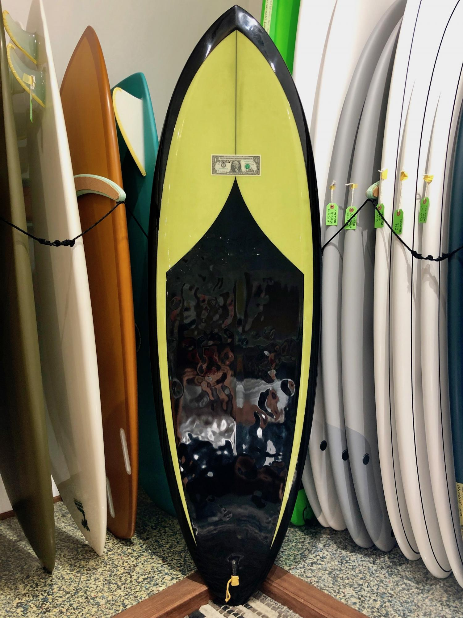 USED BOARDS (McCallum Surfboards PDX Model 5.11)