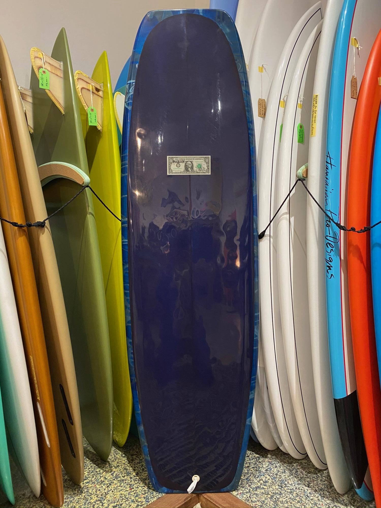 USED BOARDS ( Mccallum Surfboards  L7 5.8)