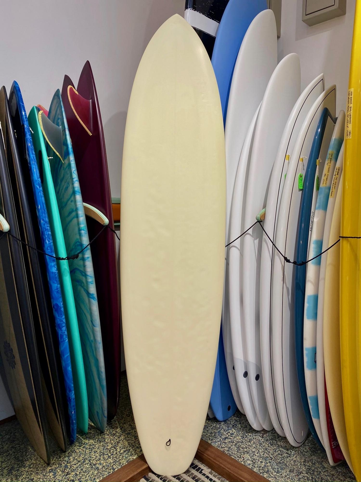 USED BOARDS New FLAT TRACKER 7.4 [CHRISTENSON SURFBOARDS]