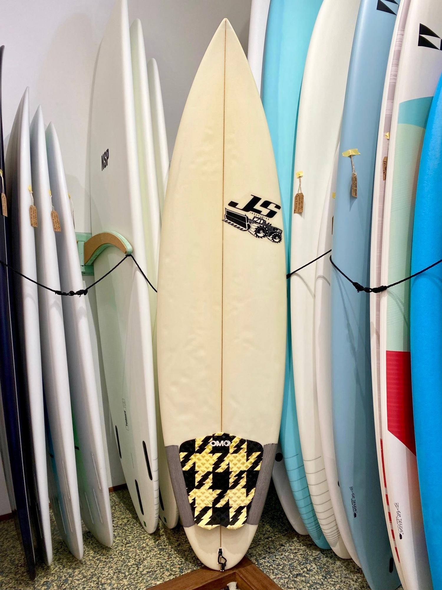 USED BOARDS (JS  PSYCHO NITRO 5.5)